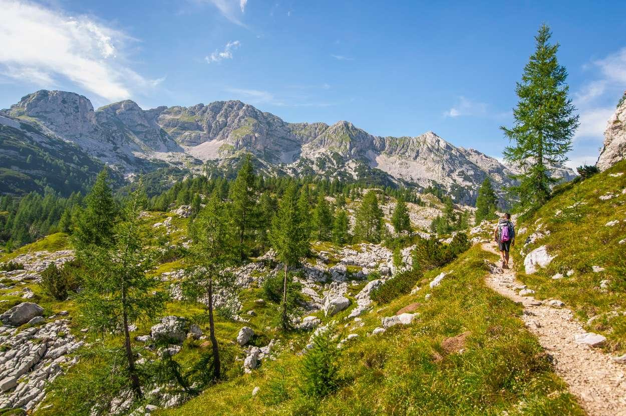 Hiking in Julian Alps(1)