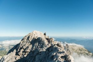 On the Triglav ridge