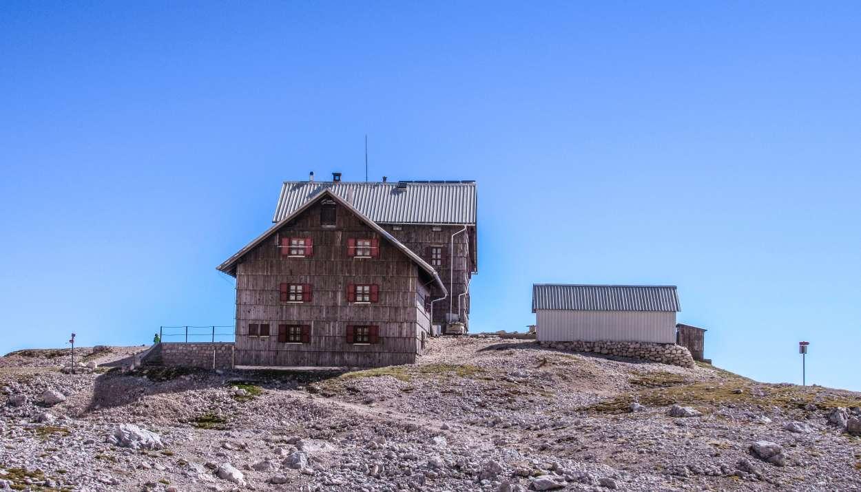 Planika mountain hut