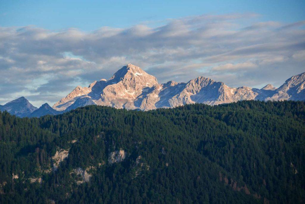 View of Triglav