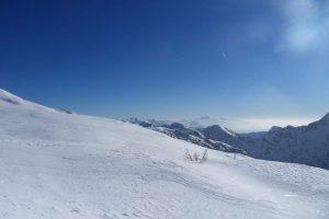 Winter in Julian Alps
