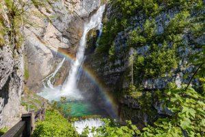 Savica waterfall bohinj